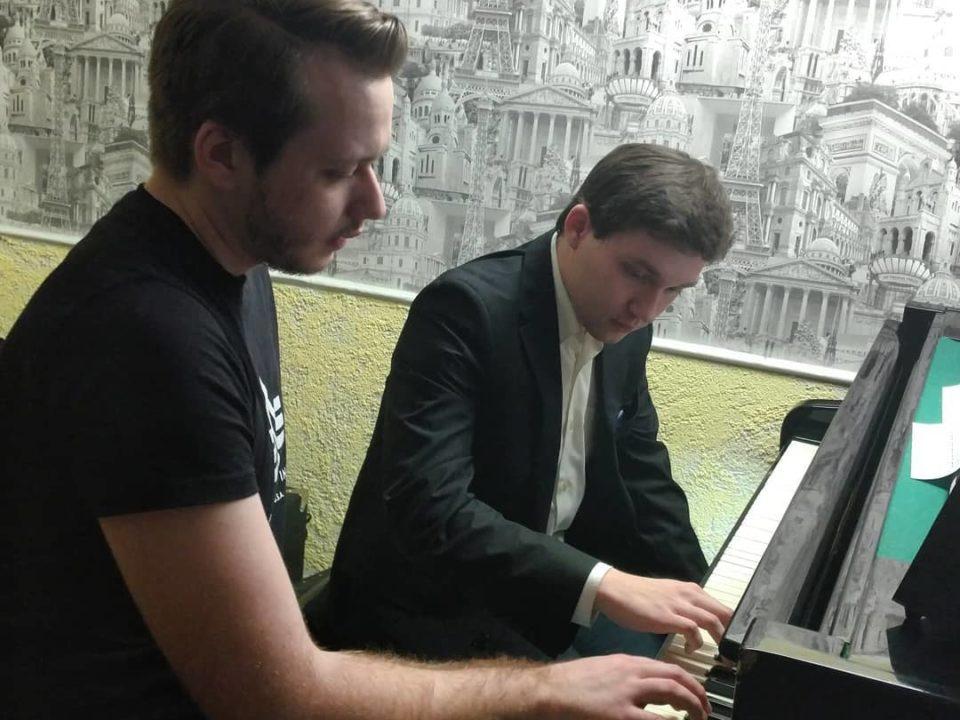 Уроки фортепиано в Перми