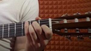 """""""Три блатных аккорда"""" на гитаре"""